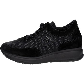 Schoenen Dames Lage sneakers Agile By Ruco Line 1304(5) Black