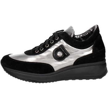 Schoenen Dames Lage sneakers Agile By Ruco Line 1304(6) Black/Silver