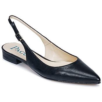 Schoenen Dames Sandalen / Open schoenen Paco Gil MARIE TOFLEX Zwart