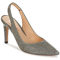 Schoenen Dames Sandalen / Open schoenen Perlato POLADINN Zilver
