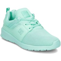 Schoenen Dames Lage sneakers DC Shoes Heathrow Vert