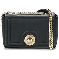 Tassen Dames Handtassen lang hengsel Versace Jeans VRBBL5 Zwart