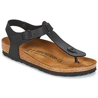 Schoenen Dames Slippers Birkenstock KAIRO Zwart