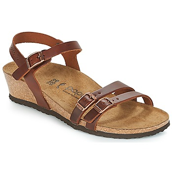 Schoenen Dames Sandalen / Open schoenen Papillio LANA Cognac