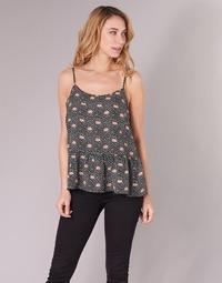 Textiel Dames Tops / Blousjes Moony Mood IFARINE Zwart