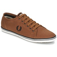 Schoenen Heren Lage sneakers Fred Perry KINGSTON TWILL Brown