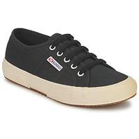 Schoenen Lage sneakers Superga 2750 CLASSIC Zwart