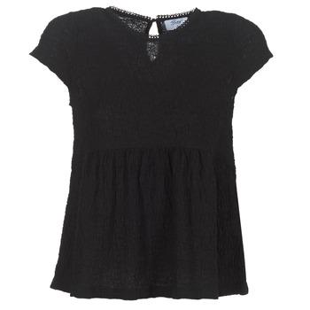 Textiel Dames Tops / Blousjes Betty London INNATUNA Zwart