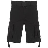 Textiel Heren Korte broeken / Bermuda's Jack & Jones JJIANAKIN Zwart