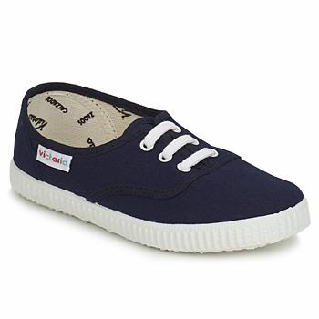 Schoenen Kinderen Lage sneakers Victoria 6613 KID Marino
