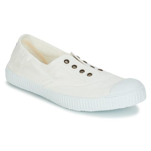 Schoenen Dames Lage sneakers Victoria 6623 Wit