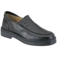 Schoenen Jongens Mocassins Calzamedi GUANTE ESPECIAL M NEGRO