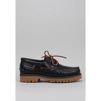 Schoenen Heren Bootschoenen CallagHan 21910 Blauw