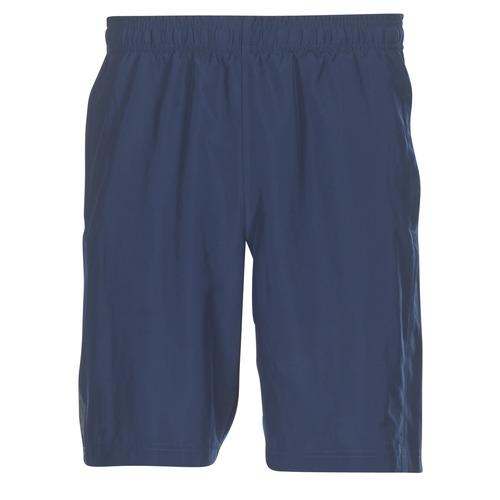Textiel Heren Korte broeken / Bermuda's Under Armour WOVEN GRAPHIC WORDMARK SHORT Blauw