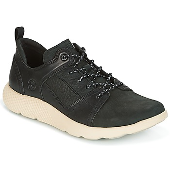 Schoenen Heren Lage sneakers Timberland FLYROAM LEATHER OXFO Zwart