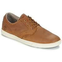 Schoenen Heren Lage sneakers Timberland FULK LP OX Brown