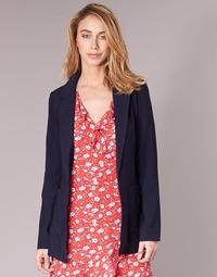 Textiel Dames Jasjes / Blazers Vero Moda VMELKE Marine