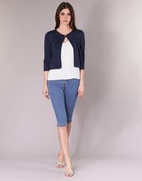 Textiel Dames Korte broeken Vero Moda VMHOTSEVEN Blauw