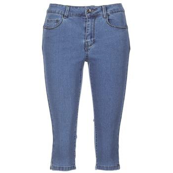 Textiel Dames Korte broeken Vero Moda VMHOT SEVEN Blauw / Medium