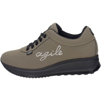 Schoenen Dames Lage sneakers Agile By Ruco Line 1315(17*) Dark Green
