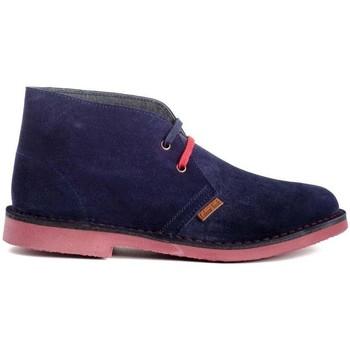 Schoenen Heren Laarzen Colour Feet MOGAMBO Blauw