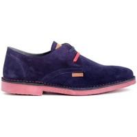 Schoenen Heren Derby Colour Feet HATARI Blauw