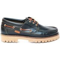 Schoenen Heren Bootschoenen Colour Feet NAUTIC Blauw