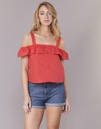 Textiel Dames Tops / Blousjes Moony Mood IFARANDOL Rood