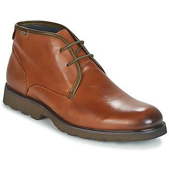 Schoenen Heren Laarzen Pikolinos GLASGOW M05 Brown
