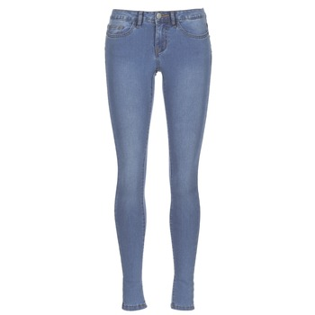 Textiel Dames Skinny jeans Noisy May NMEVE Blauw / Clair