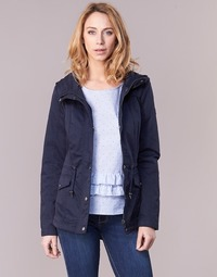 Textiel Dames Parka jassen Only NEW KATE Marine
