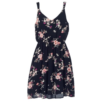 Textiel Dames Korte jurken Only KARMEN Zwart