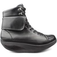 Schoenen Dames Enkellaarzen Mbt ES  EUZI FLIP W BLACK