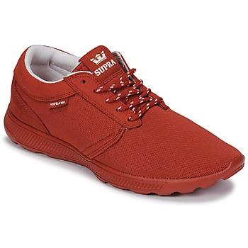 Schoenen Lage sneakers Supra HAMMER RUN Rood