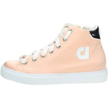 Schoenen Dames Hoge sneakers Agile By Ruco Line 2815(32*) Light dusty pink