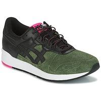 Schoenen Heren Lage sneakers Asics GEL-LYTE Zwart / Kaki