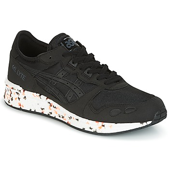 Schoenen Heren Lage sneakers Asics HYPER GEL-LYTE Zwart / Orange