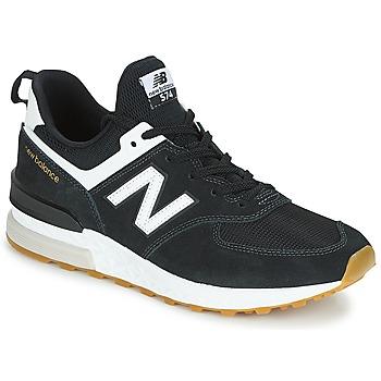 Schoenen Heren Lage sneakers New Balance MS574 Zwart