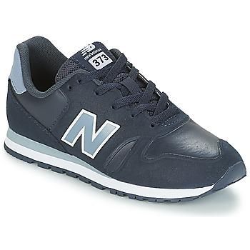 Schoenen Kinderen Lage sneakers New Balance KV373 Marine