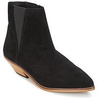 Schoenen Dames Laarzen Shellys London CHAN Zwart