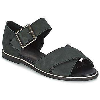Schoenen Dames Sandalen / Open schoenen Shellys London QUEENA Zwart