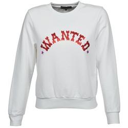 Textiel Dames Sweaters / Sweatshirts American Retro MIRKO Wit