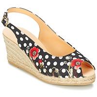 Schoenen Dames Sandalen / Open schoenen Desigual LALAINA Zwart