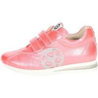 Schoenen Kinderen Lage sneakers Florens E2330 Coral