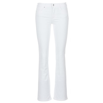 Textiel Dames Bootcut jeans Moony Mood IALOLAO Wit