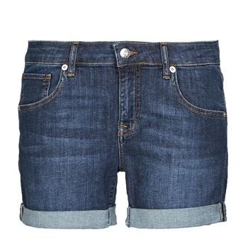 Textiel Dames Korte broeken / Bermuda's Moony Mood INYUTE Blauw / Donker