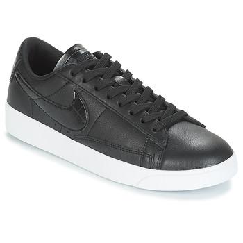 Schoenen Dames Lage sneakers Nike BLAZER LOW ESSENTIAL W Zwart
