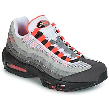 Schoenen Heren Lage sneakers Nike AIR MAX 95 OG Wit / Rood