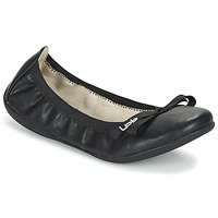 Schoenen Dames Ballerina's LPB Shoes ELLA Zwart