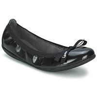 Schoenen Dames Ballerina's LPB Shoes ELLA VERNIS Zwart